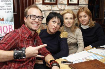 Ёлка, 24 ноября 2011 - Ресторан «Максимилианс» Казань - 09