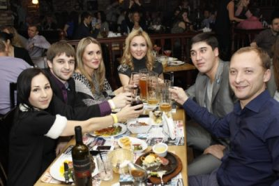 Ёлка, 24 ноября 2011 - Ресторан «Максимилианс» Казань - 23