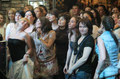 Юля Савичева, 2 июня 2011 - Ресторан «Максимилианс» Казань - 08