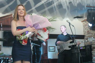 Юля Савичева, 2 июня 2011 - Ресторан «Максимилианс» Казань - 17