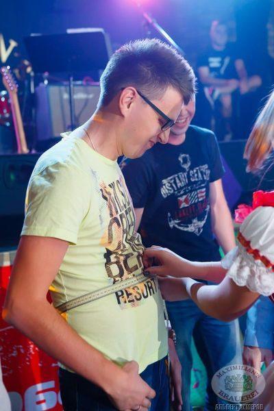 Закрытие фестиваля. Определены Пивной Король и Королева! 5 октября 2013 - Ресторан «Максимилианс» Казань - 13