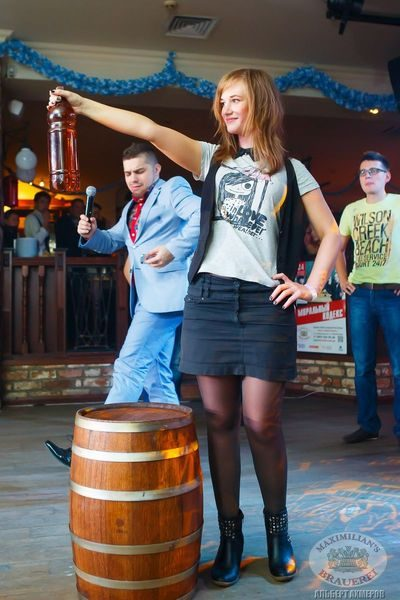 Закрытие фестиваля. Определены Пивной Король и Королева! 5 октября 2013 - Ресторан «Максимилианс» Казань - 21