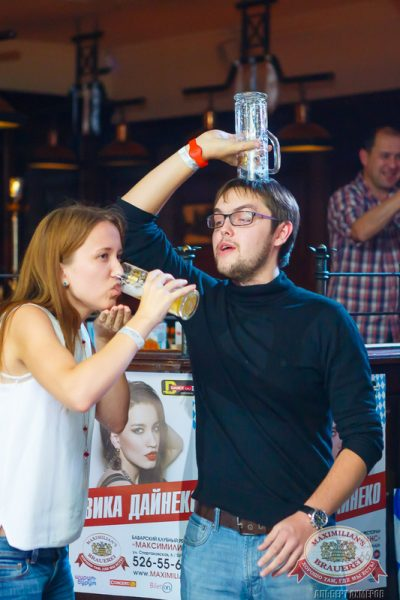 Закрытие 204-го фестиваля «Октоберфест», 4 октября 2014 - Ресторан «Максимилианс» Казань - 23