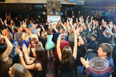 Закрытие 205-го фестиваля живого пива «Октоберфест», 3 октября 2015 - Ресторан «Максимилианс» Казань - 25