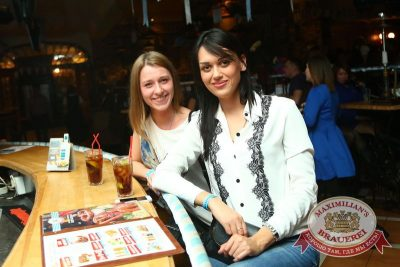 Закрытие 205-го фестиваля живого пива «Октоберфест», 3 октября 2015 - Ресторан «Максимилианс» Казань - 30