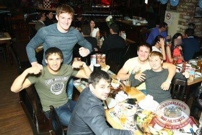 Закрытие 205-го фестиваля живого пива «Октоберфест», 3 октября 2015 - Ресторан «Максимилианс» Казань - 31