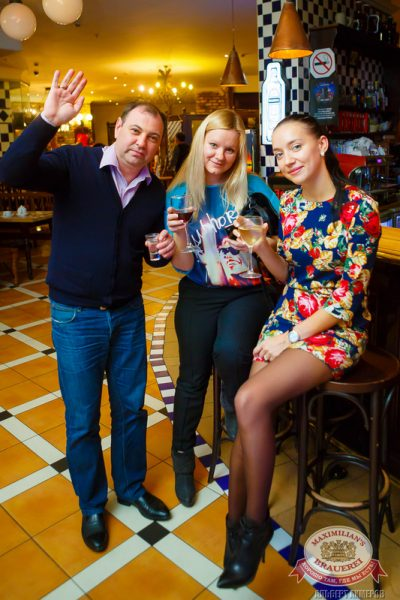 Женские слабости, 22 октября 2014 - Ресторан «Максимилианс» Казань - 19