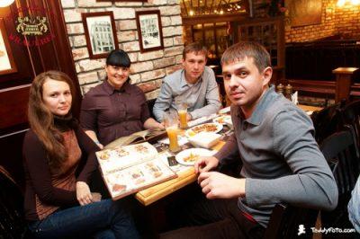«Жуки», 21 ноября 2010 - Ресторан «Максимилианс» Казань - 01