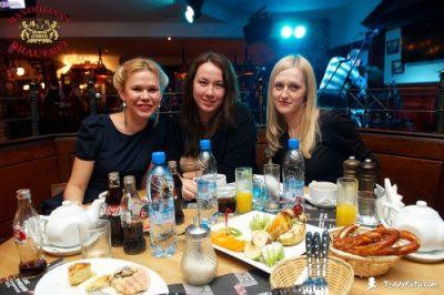 «Жуки», 21 ноября 2010 - Ресторан «Максимилианс» Казань - 08