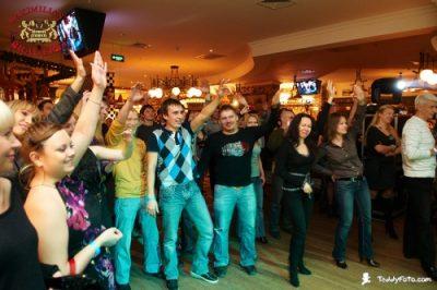 «Жуки», 21 ноября 2010 - Ресторан «Максимилианс» Казань - 17