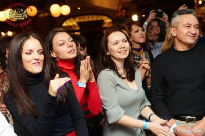 «Жуки», 21 ноября 2010 - Ресторан «Максимилианс» Казань - 18