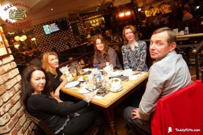 «Жуки», 21 ноября 2010 - Ресторан «Максимилианс» Казань - 22