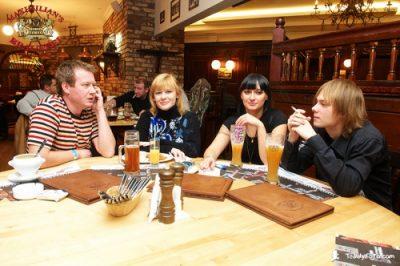 «Жуки», 21 ноября 2010 - Ресторан «Максимилианс» Казань - 23