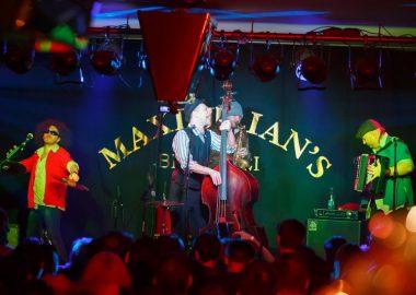 Billy's Band, 6декабря2012