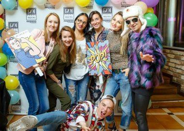 Вечеринка БИМ-Радио: «Мы из90-х», 17августа2018