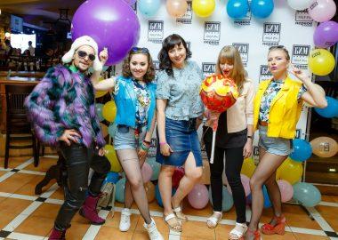 Вечеринка БИМ-Радио: «Мы из90-х», 21июля2018