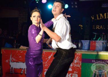 «Давайте потанцуем», второй сезон суперпроекта! Тур Первый, 30октября2013