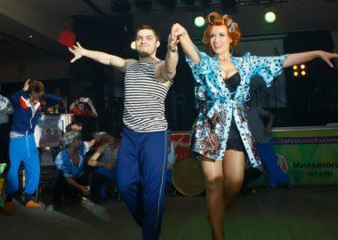 «Давайте потанцуем»: первый конкурсный день, 15мая2013