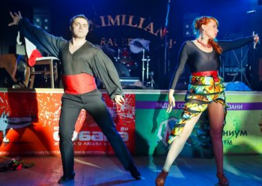 «Давайте потанцуем», второй сезон суперпроекта! Второй тур, 6ноября2013