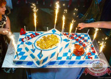 День рождения ресторана: нам 4года! Специальный гость —Музыканты Comedy Club, 25июня2014
