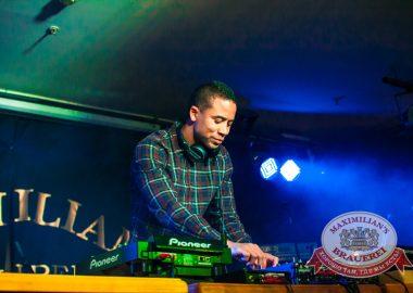 «Дыхание ночи»: DJJebel (Бельгия), 26апреля2014