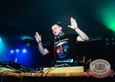 «Дыхание ночи»: DJTolstoy, 16мая2014