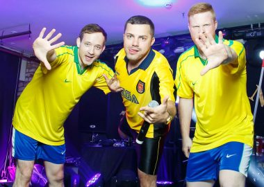 «Дыхание ночи»: EuroFootball party, 10июня2016