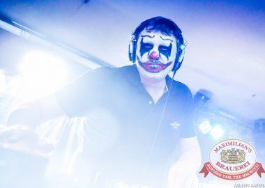 Halloween: первый день. Акт второй. «Дыхание ночи»: DjPioneer, 31октября2014