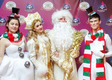 Письмо Деду Морозу: репетиция Нового года, 2декабря2016