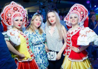 «Дыхание ночи»: русская вечеринка «Matreshka Party», 16июня2018