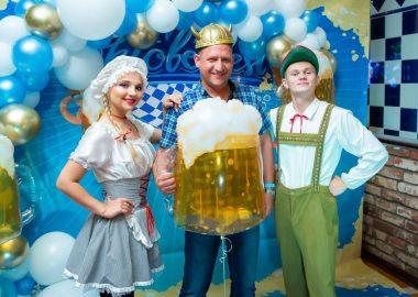 «Октоберфест-2019»: открытие. Выбор пивной столицы, 20сентября2019