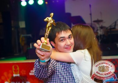 Оскар залюбовь, 14февраля2014