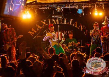 Встреча нового 2015года в«Максимилианс»: Новогодняя «Горько!» сВИА «Волга-Волга», 1января2015
