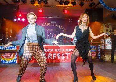 Второй конкурсный день проекта «Давайте Потанцуем 3.Мюзикл», 1октября2014