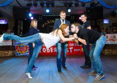 Закрытие 204-го фестиваля «Октоберфест», 4октября2014