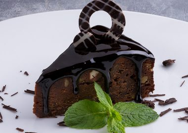 Брауни шоколадный