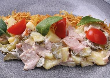 Салат по-немецки