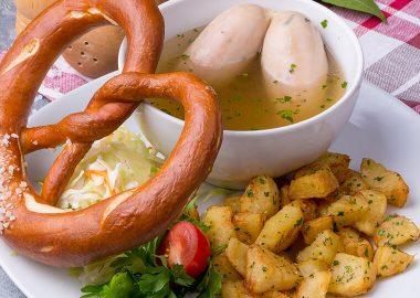 Мюнхенская колбаска