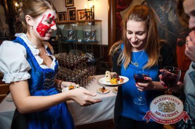«Дыхание ночи»: Sergey Riga на Halloween-бале у Сатаны, 31 октября 2015 - Ресторан «Максимилианс» Красноярск - 04