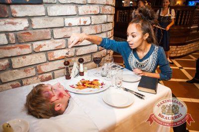 «Дыхание ночи»: Sergey Riga на Halloween-бале у Сатаны, 31 октября 2015 - Ресторан «Максимилианс» Красноярск - 05