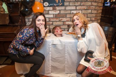 «Дыхание ночи»: Sergey Riga на Halloween-бале у Сатаны, 31 октября 2015 - Ресторан «Максимилианс» Красноярск - 07