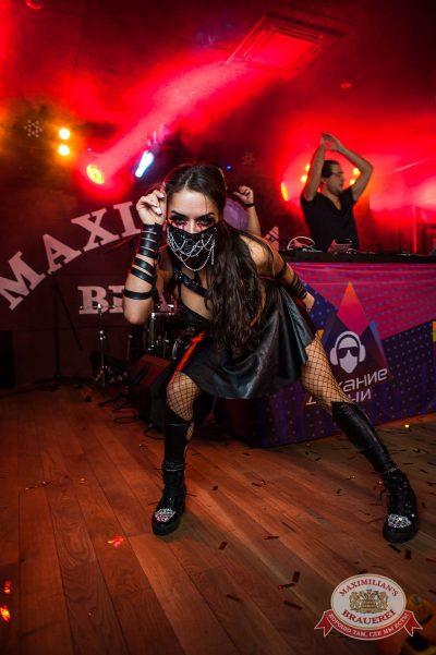 «Дыхание ночи»: Sergey Riga на Halloween-бале у Сатаны, 31 октября 2015 - Ресторан «Максимилианс» Красноярск - 26