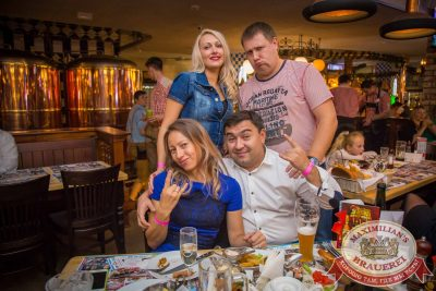 IOWA, 4 ноября 2015 - Ресторан «Максимилианс» Красноярск - 29
