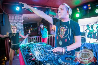 Дыхание ночи»: DJ Цветкоff (Санкт-Петербург), 7 ноября 2015 - Ресторан «Максимилианс» Красноярск - 01
