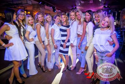 «Дыхание ночи»: Record White Party (PreParty Sensation), 3 июня 2016 - Ресторан «Максимилианс» Красноярск - 07