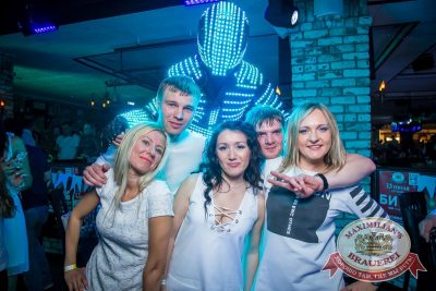 «Дыхание ночи»: Record White Party (PreParty Sensation), 3 июня 2016 - Ресторан «Максимилианс» Красноярск - 12