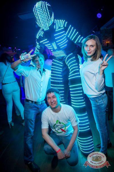 «Дыхание ночи»: Record White Party (PreParty Sensation), 3 июня 2016 - Ресторан «Максимилианс» Красноярск - 13