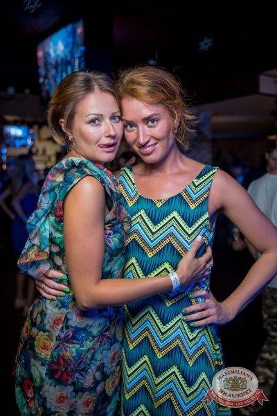«Дыхание ночи»: Полгода нового года, 9 июля 2016 - Ресторан «Максимилианс» Красноярск - 17