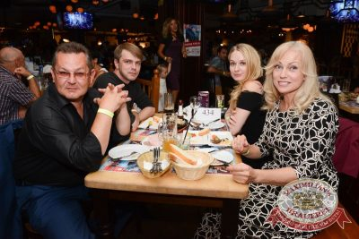Александр Иванов и группа «Рондо», 3 августа 2016 - Ресторан «Максимилианс» Красноярск - 23