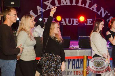 Вечеринка «Русского радио» «Русский хит»: Марсель, 5 октября 2016 - Ресторан «Максимилианс» Красноярск - 08